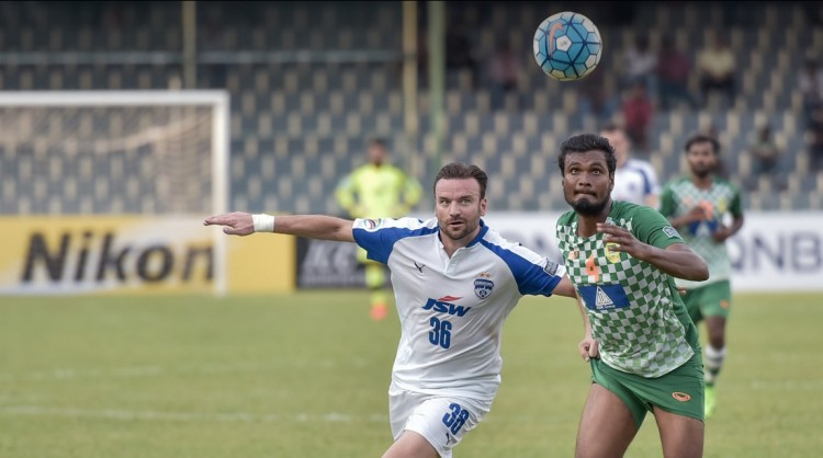 Maziya departs to India for AFC Cup