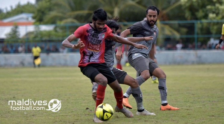 Foakaidhoo 1-1 TC Sports: Foakaidhoo hold TC Sports