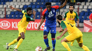 AFC Cup: Maziya win 4-3 on penalties