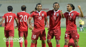 Maldives ends the campaign with a draw